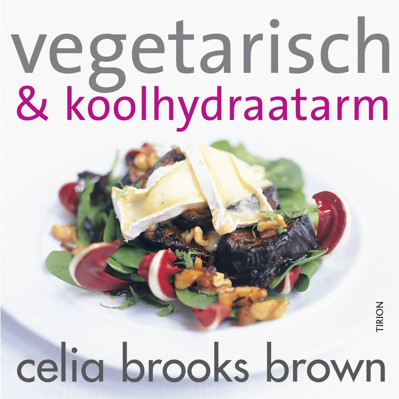 boek over koolhydraatarm eten